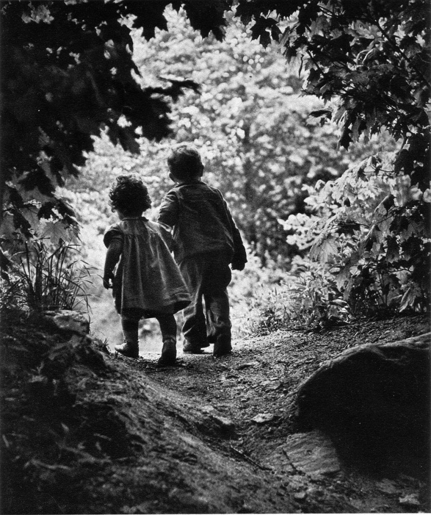 W. Eugene Smith, The Walk to Paradise Garden, 1946. © The Heirs of W. Eugene Smith.