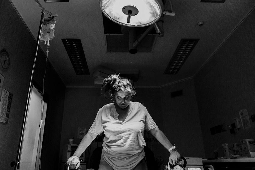Da La Naturalità del Parto, Palermo, maggio 2014 - maggio 2015. © Chiara Caponnetto.