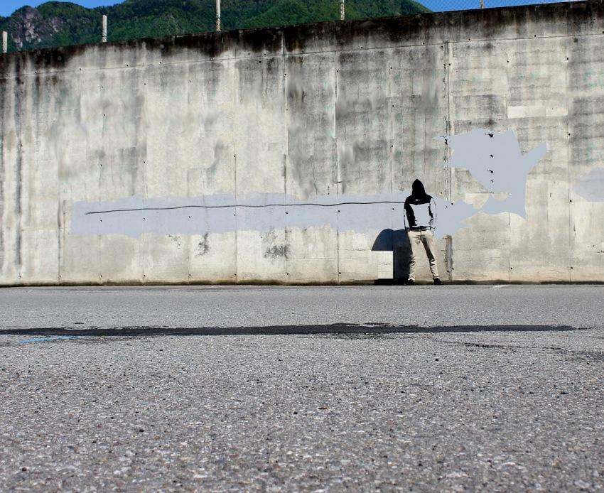 Renato Calaj, Across the Border. © Courtesy Amy-D Arte Spazio.
