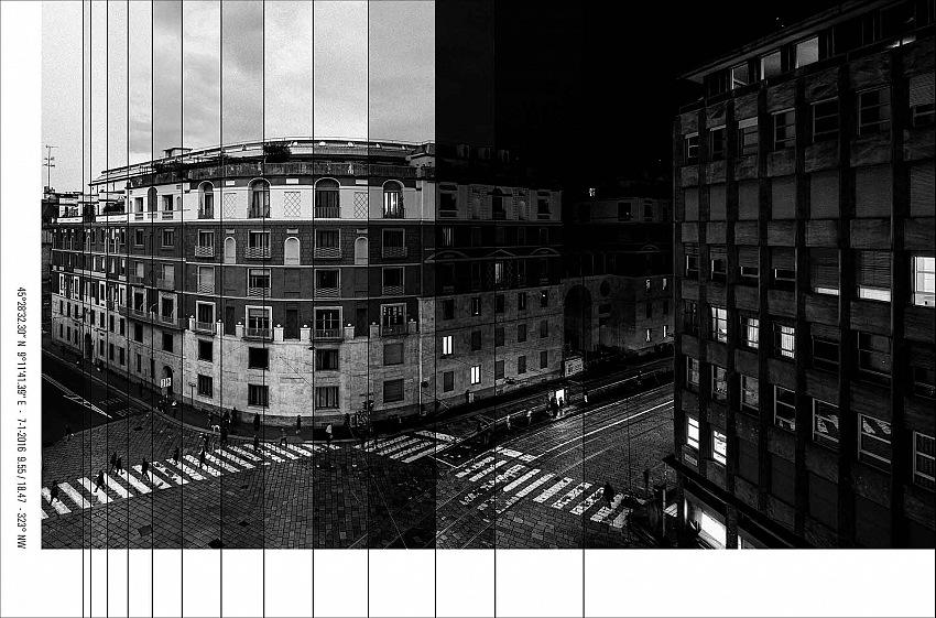 Alessandro Scotti, Ca' Brutta, Milano. Courtesy Galleria Bel Vedere.
