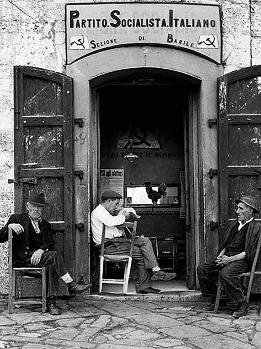 Da Gente del Sud, 1956. © Nino Migliori.