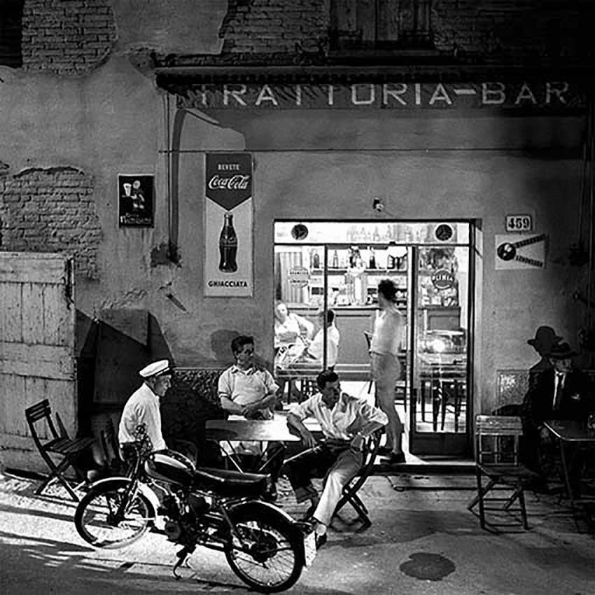 Da Gente dell'Emilia, 1959. © Nino Migliori.