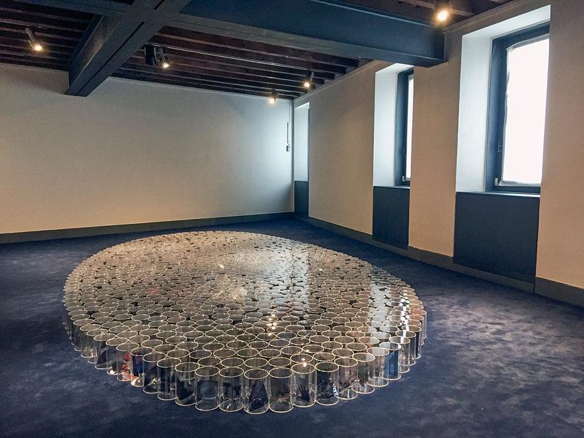Armando Rotoletti, Installazione Time Out di Mario Cresci, 1968-2016. © Armando Rotoletti