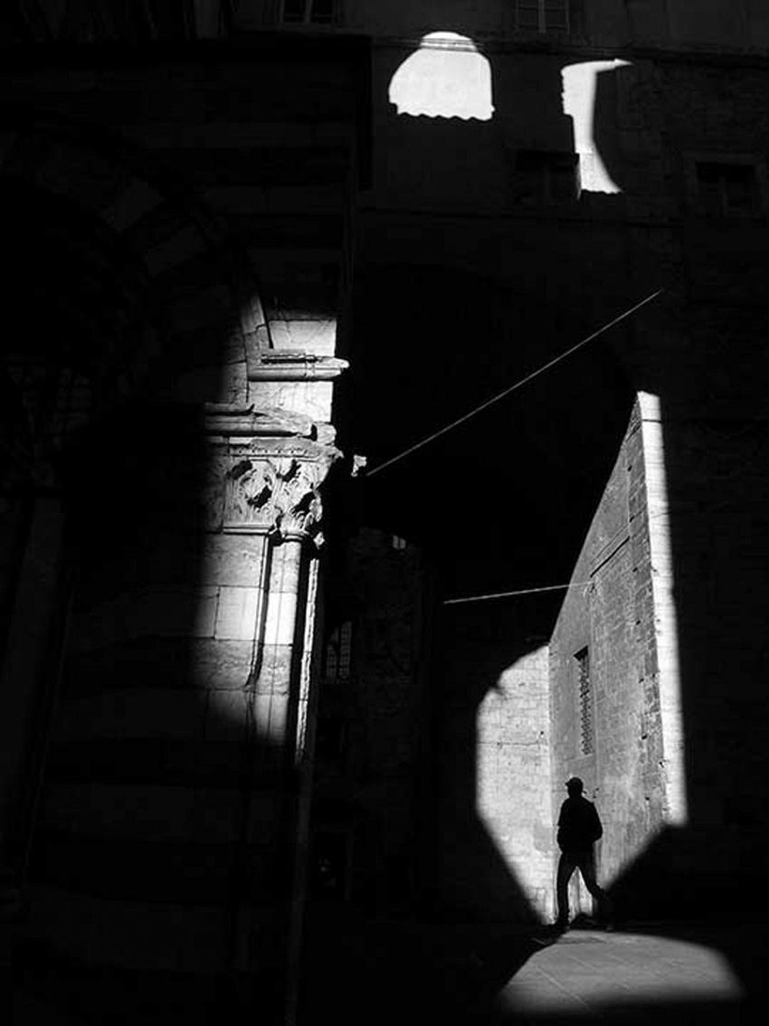 Claudio Montecucco, dalla serie In cammino, 2014. © Claudio Montecucco.