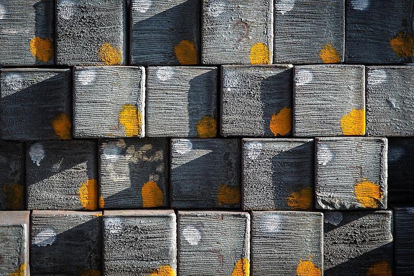 Lucrezia Roda, dalla serie Steel life. © Lucrezia Roda.