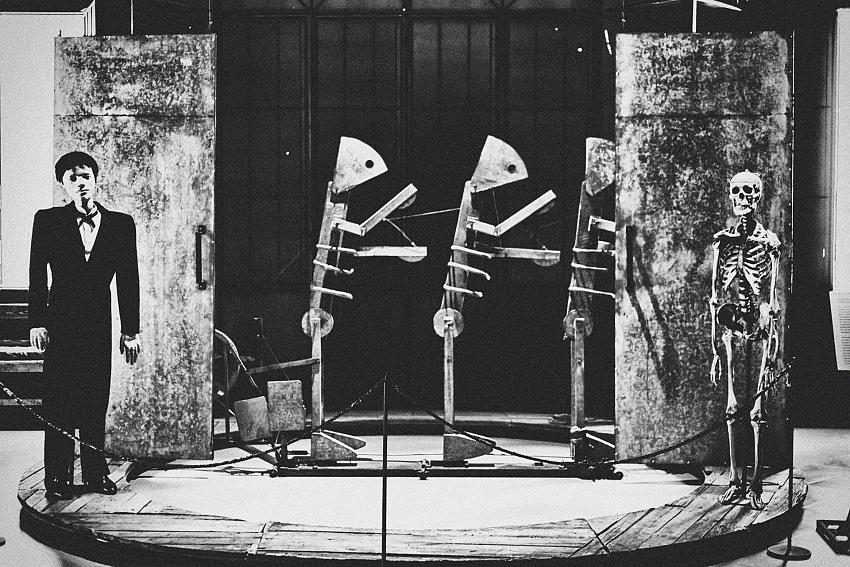 Palermo. L'evento si è svolto all'interno del Museo Internazionale delle Marionette Antonio Pasqualino. © Davide Bologna.