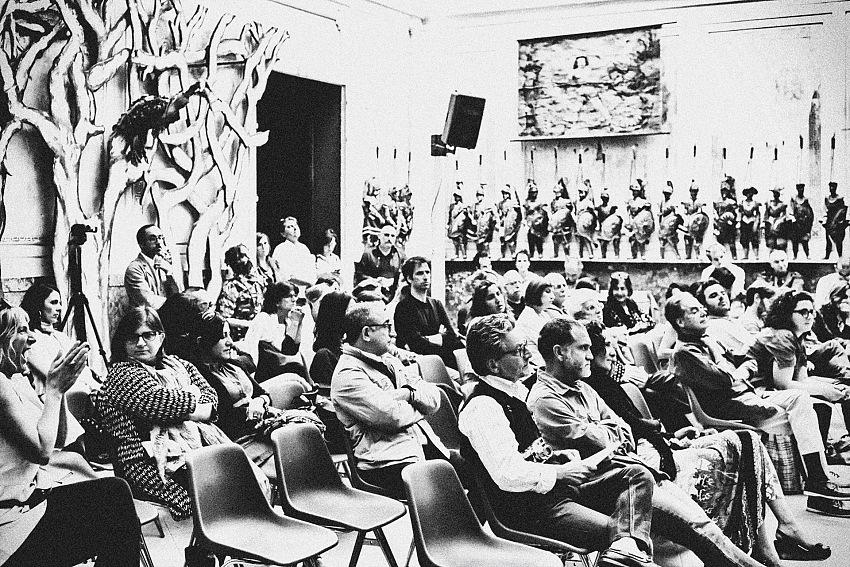 Palermo.  Emozioni contrastanti tra il pubblico a fine giornata. © Davide Bologna.