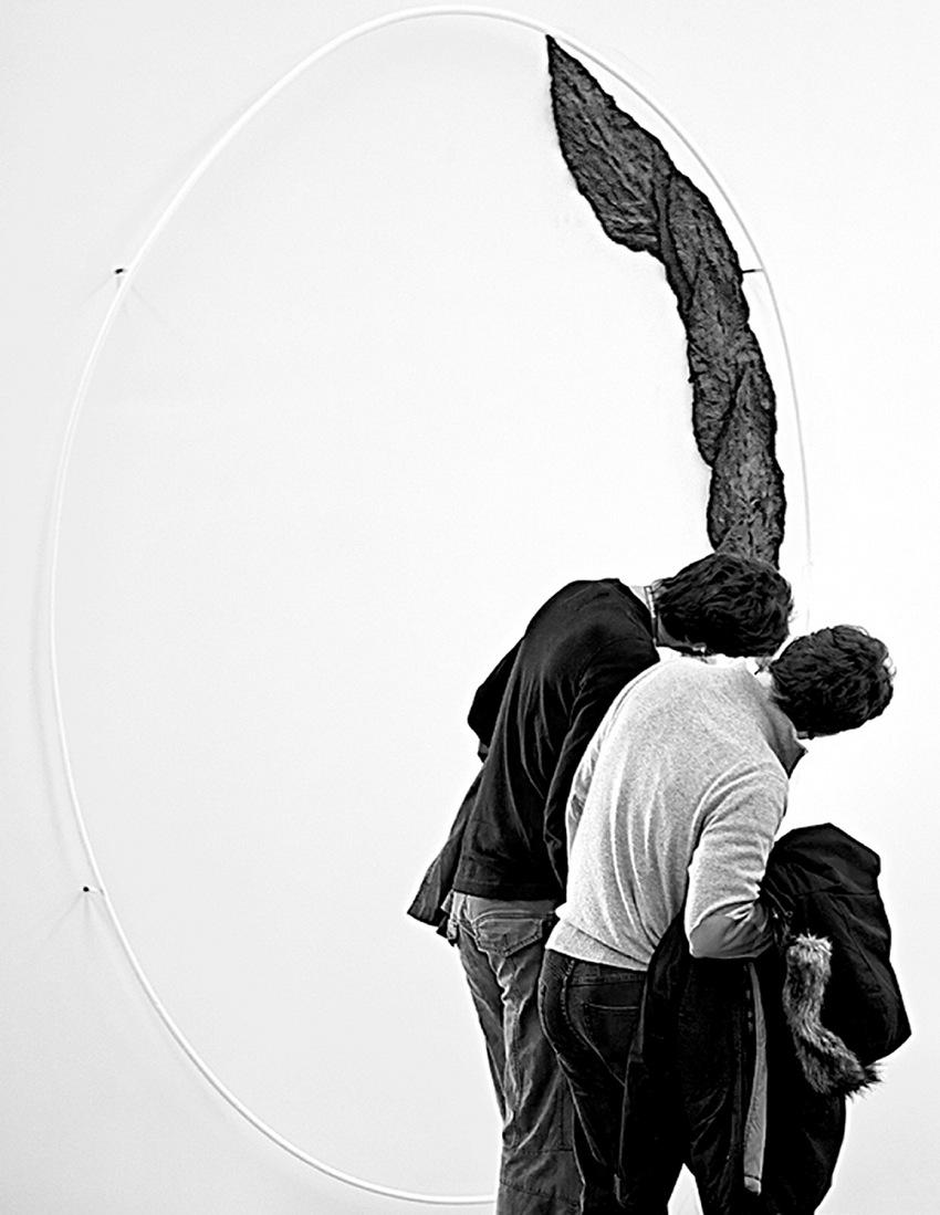Pietro Collini, L'arte criptica. © Pietro Collini