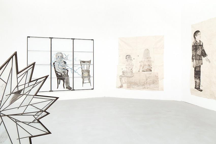 Kiki Smith, Various works, 2009-2014, mixed materials 57. Esposizione Internazionale d'Arte - La Biennale di Venezia, Viva Arte Viva. © Francesco Galli/courtesy La Biennale di Venezia.