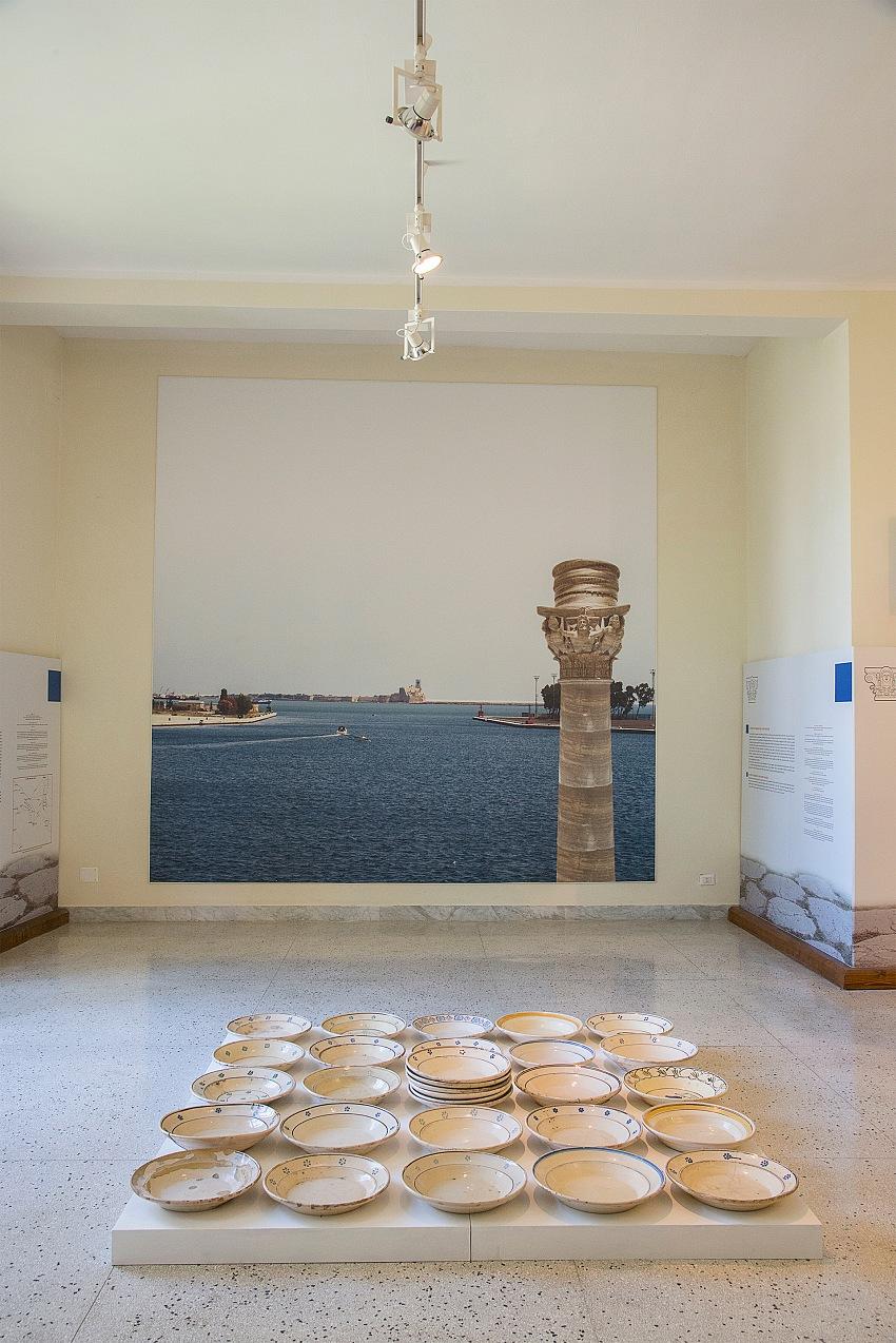 Pio Tarantini, Un interno del Museo Provinciale, Brindisi. © Pio Tarantini.