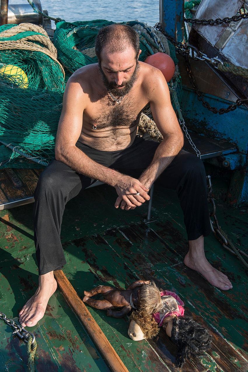 Salvatore Balice, dalla mostra A Mola. © Salvatore Balice.