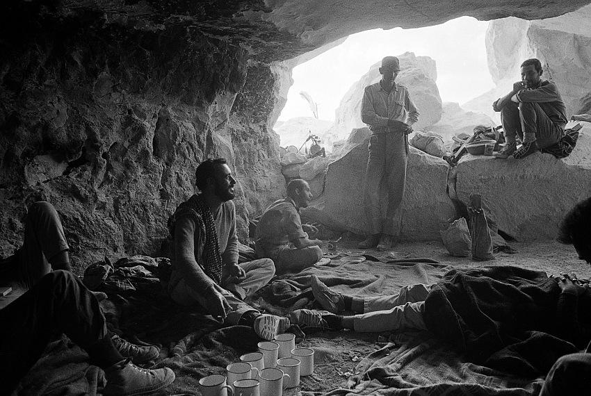 Fausto Giaccone, Giordania, 1968. © Fausto Giaccone.