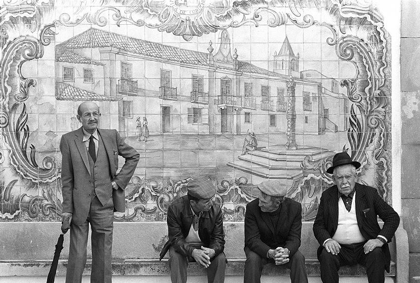 Fausto Giaccone, Coruche (Ribatejo) durante i festeggiamenti del 25 Aprile 1986. . © Fausto Giaccone.