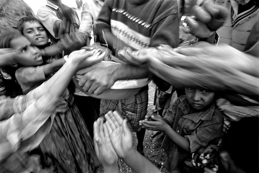 Graziano Perotti, Karnataka, India, 2000. © Graziano Perotti.
