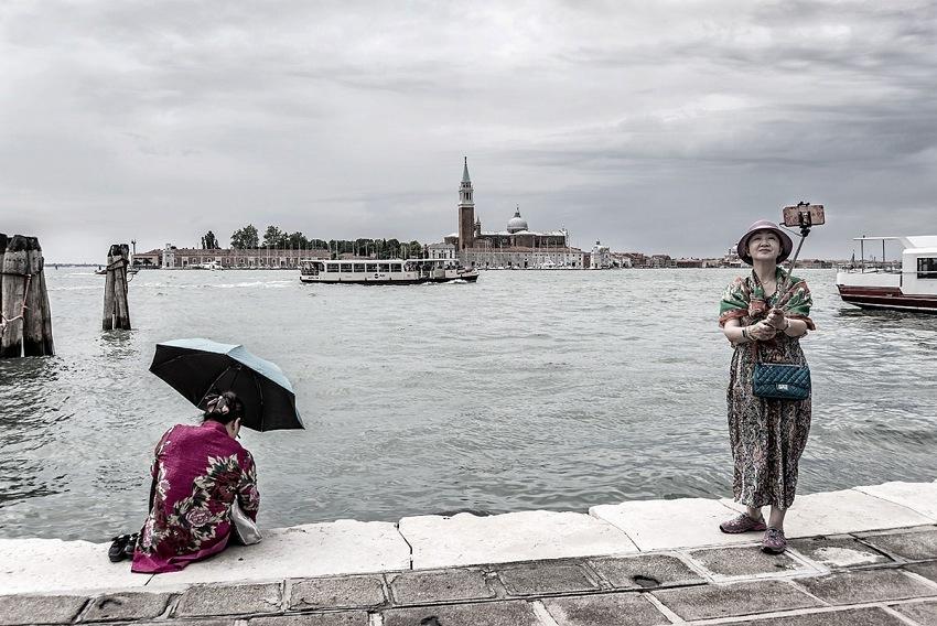 Gianni Maffi, Venezia, 2016. © Gianni Maffi.