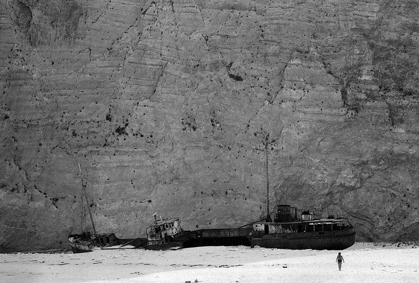 Nicola Amato, Zante, 1992. © Nicola Amato.